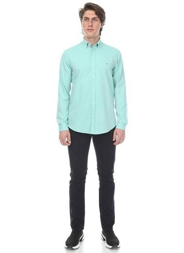 Abbate Gömlek Yeşil